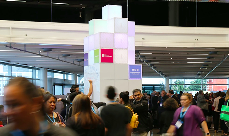 CUBE STORY #2 – Re-inventing education with 1600 participants