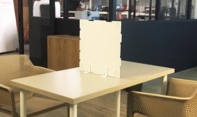Tetrix Desk Shield