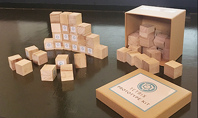 Tetrix prototyping kit